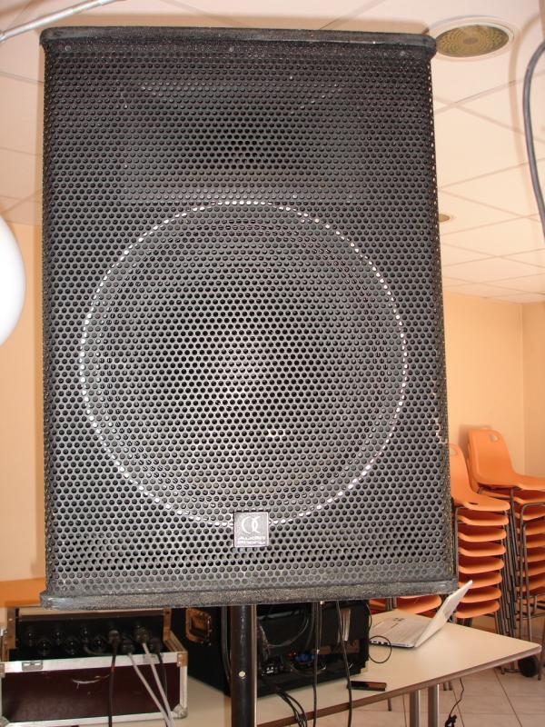 Enceinte Audiophony